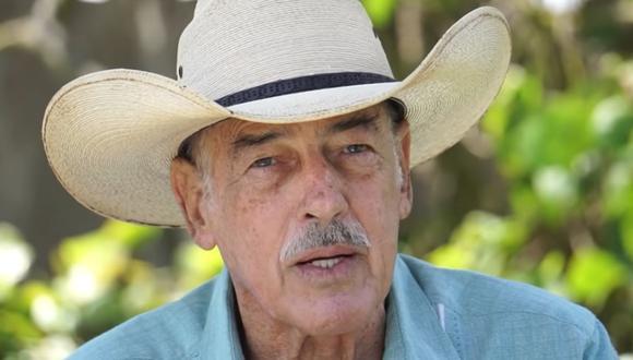 El reconocido actor participó en varias telenovelas (Foto: Captura de pantalla de Youtube)