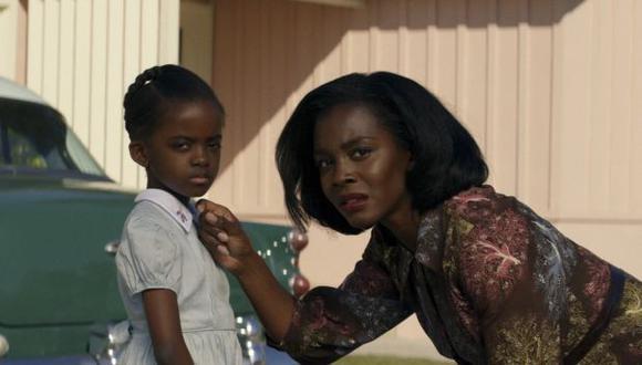 """""""Ellos"""", la nueva serie de terror antológica de Amazon Prime Video creada por Little Marvin sobre una familia afroamericana que se muda a un barrio blanco en los años 50. (Foto: Amazon Prime)"""