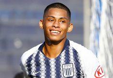 Alianza Lima: ¿Kevin Quevedo será presentado en la Noche Blanquiazul?