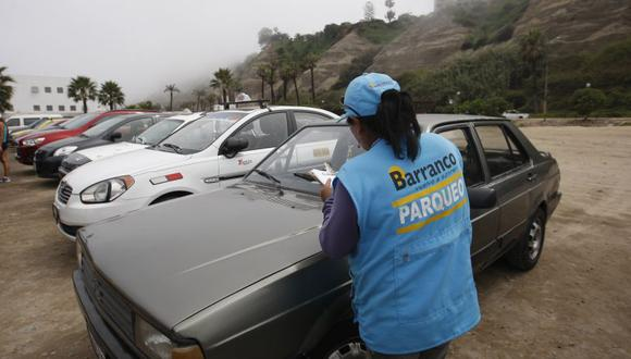 La Defensoría del Pueblo informó sobre los distritos que están facultados al cobro de parqueo en las playas. (Imagen referencial/Archivo)