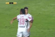 Binacional vs. Sao Paulo: mira el golazo de Vitor con un gran remate desde fuera del área | VIDEO