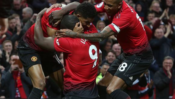 Manchester United sufrió para vencer al Southampton en Old Trafford, juegan por la fecha 29 de la Premier League. (Foto: @ManUtd_Es)