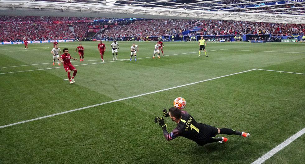 Liverpool vs. Tottenham: mira las mejores imágenes de la final de la Champions League. (Foto: Reuters)