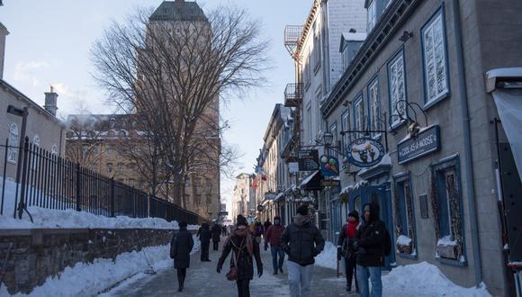 Las autoridades canadienses señalaron hoy que hasta 90.000 extranjeros podrán acogerse al programa como parte del objetivo de Canadá de admitir este año 401.000 inmigrantes. (Foto: Alice Chiche / AFP)
