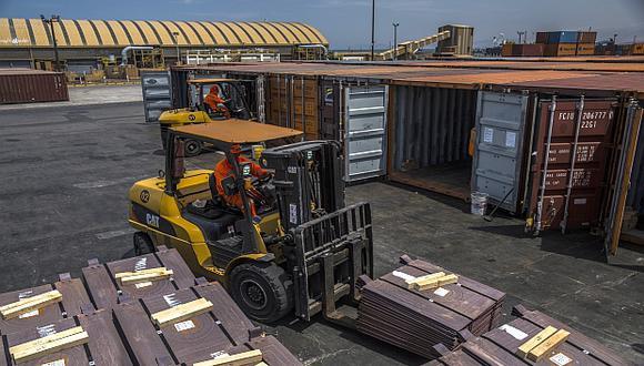 Los despachos de la minería impulsarán el avance de las exportaciones peruanas el próximo año. (Foto: Bloomberg)