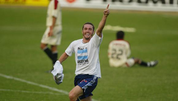 Nicolás Tagliani jugó en Alianza Lima en el 2003 | Foto: Reuters