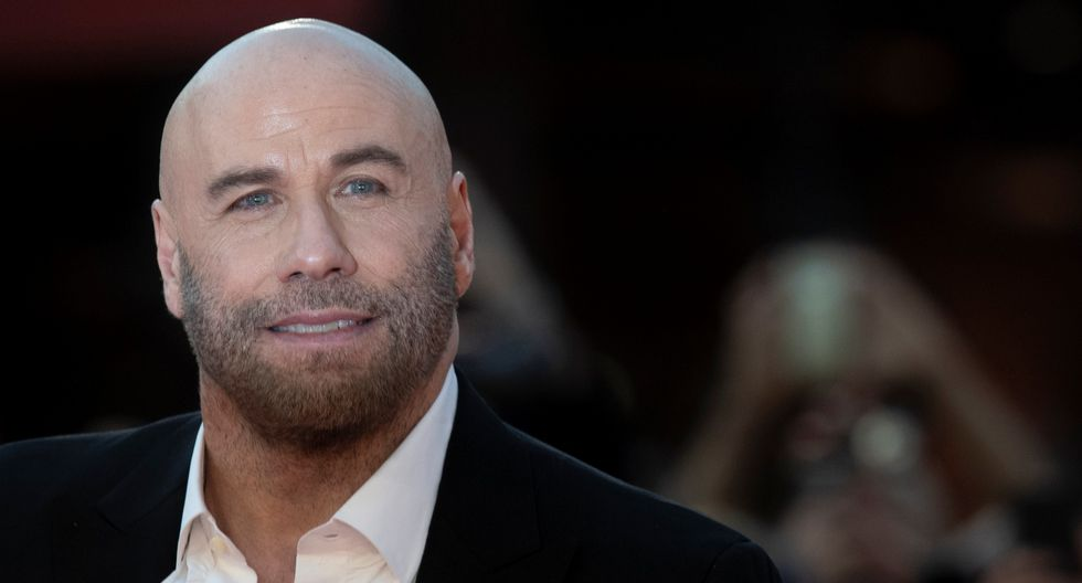 John Travolta. Foto: AFP.