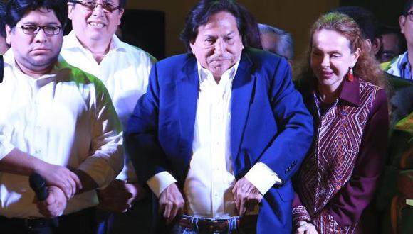 Alejandro Toledo evalúa retiro de su candidatura, según Omonte