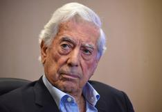 """""""Fue una desgracia para Bolivia"""": Mario Vargas Llosa espera que """"no gane"""" el delfín de Evo Morales"""
