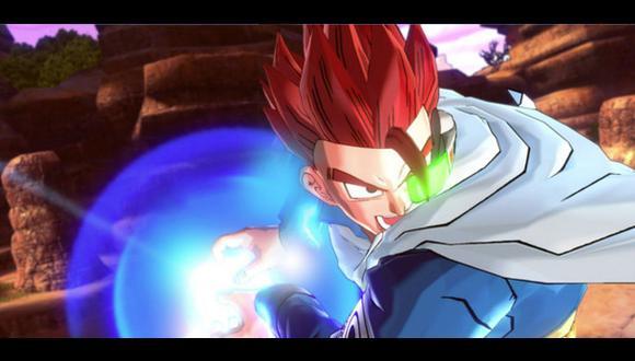 Revelan identidad del nuevo luchador de Dragon Ball Xenoverse