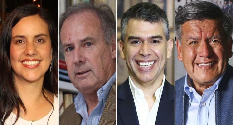 Elecciones: los nuevos liderazgos políticos de cara al 2021 | POLITICA | EL  COMERCIO PERÚ