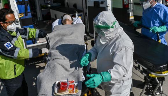 Coronavirus en México | Últimas noticias | Último minuto: reporte de infectados y muertos por COVID-19 hoy, viernes 14 de mayo del 2021. (Foto: AFP / PEDRO PARDO).