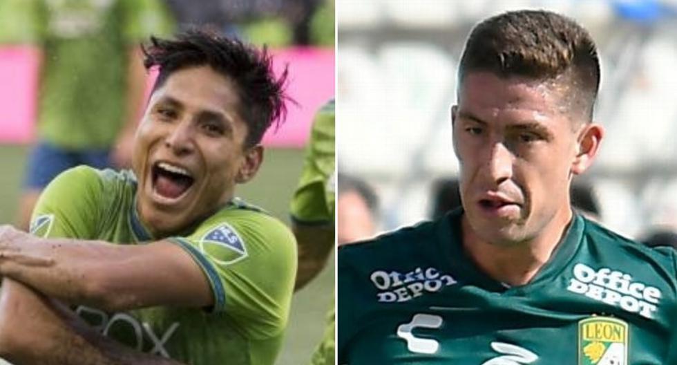 Raúl Ruidíaz y Santiago Ormeño no han podido compartir aún una convocatoria oficial en la selección peruana. (Foto: Agencias).