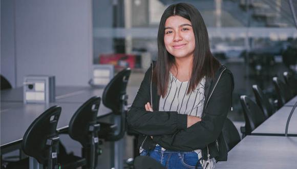 Camila está en el sexto ciclo de ingeniería ambiental en la Universidad de Ingeniería y Tecnología (UTEC). (Foto: Difusión)