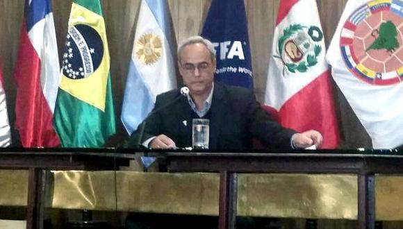 """Manuel Burga respondió así al """"maricones"""" dicho por Freddy Ames"""