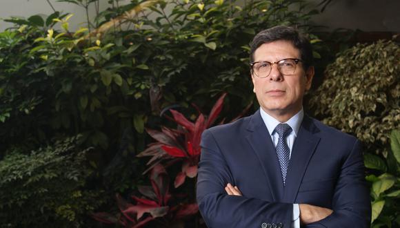 Martín Naranjo, presidente de Asbanc. (Foto: Difusión/Asbanc)