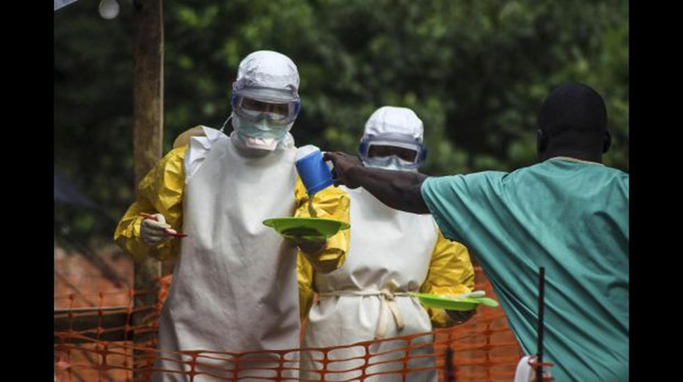 Infografía: Este es el mayor brote de ébola en la historia - 1
