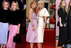 Mary-Kate y Ashley Olsen cumplen 34 años: sus looks más recordados a lo largo del tiempo   FOTOS