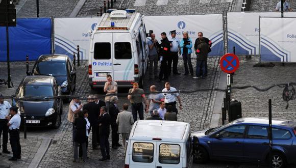 Tiroteo en Museo Judío de Bélgica: 3 muertos y un herido grave