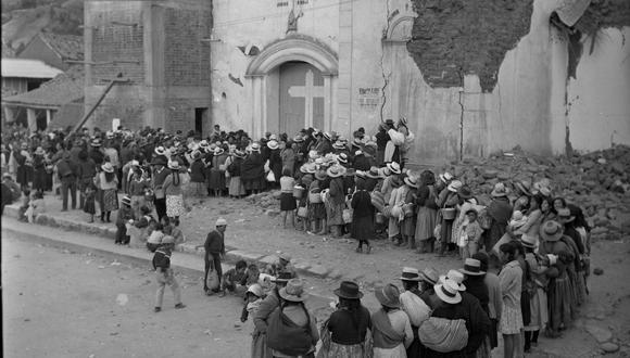 (Archivo Histórico El Comercio)