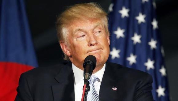 Trump está considerando una división de grandes bancos