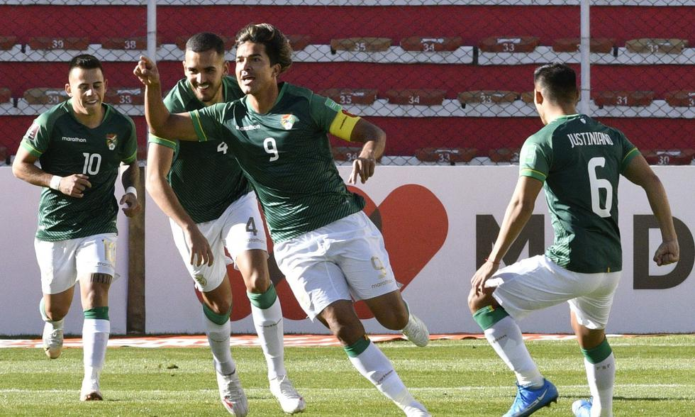 Venezuela y Bolivia se enfrentaron por la fecha 7 de las Eliminatorias | Foto: EFE