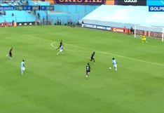Sporting Cristal vs. Independiente del Valle: Christian Ortiz marcó el 1-0 tras notable asistencia de Jorge Cazulo [VIDEO]