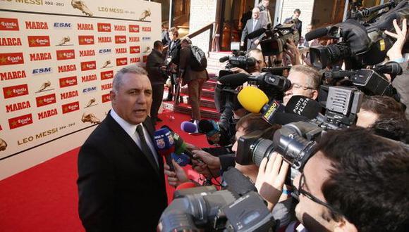 Stoichkov minimizó el desempeño de Ronaldo con este textual