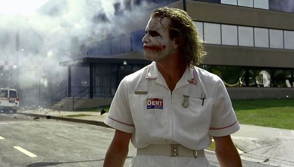 El mito más grande del Joker de Heath Ledger en The Dark Knight: la verdad detrás de la escena del hospital (Foto: Warner Bros.)