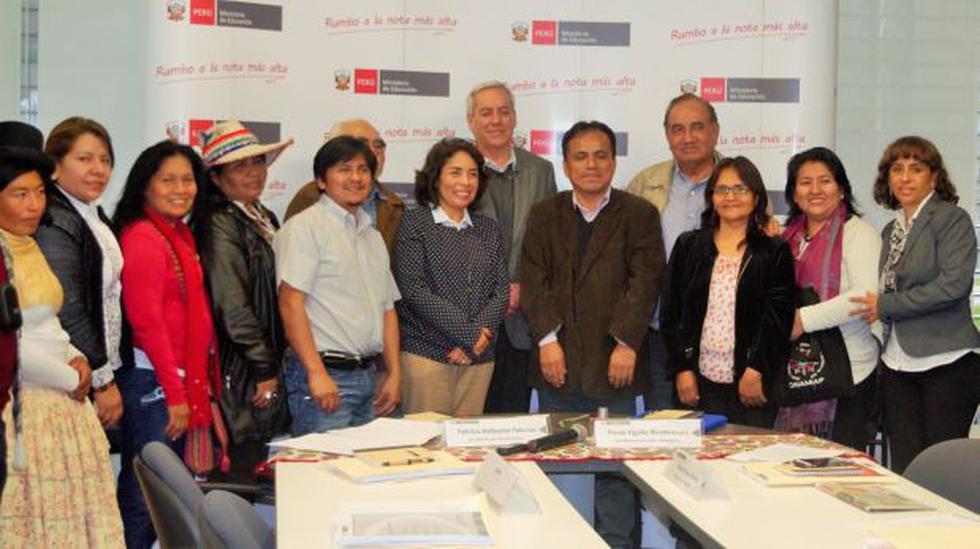Minedu presentó Plan de Educación Intercultural Bilingüe - 2