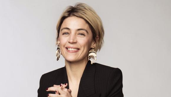 """Ilse Salas interpreta a Constanza Franco en """"100 días para enamorarnos"""" (Foto: Netflix)"""