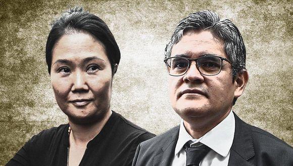 El despacho del fiscal José Domingo Pérez ha logrado recoger 391 declaraciones para la investigación a Keiko Fujimori.