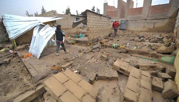 Huayco causa la muerte de una persona en Arequipa