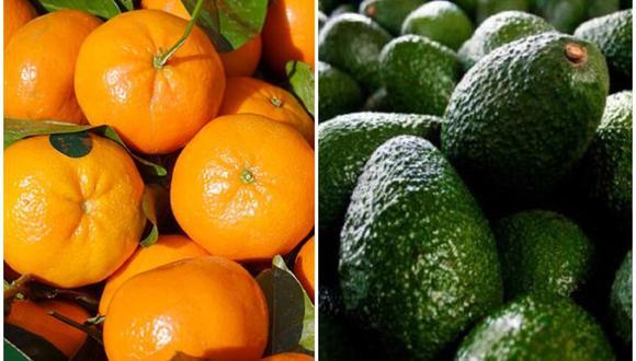 Este año, la cosecha de mandarina crecería 5% respecto del año pasado, estiman en Procitrus. En palta Hass, la producción aumentaría de 230 mil toneladas el año pasado hasta 280 mil toneladas, estiman en Agrícola Cerro Prieto. Vale destacar que el 50% de las mandarinas producidas por los socios de Procitrus se comercializan en el mercado peruano. En tanto, 1% de la palta Hass se vende localmente.