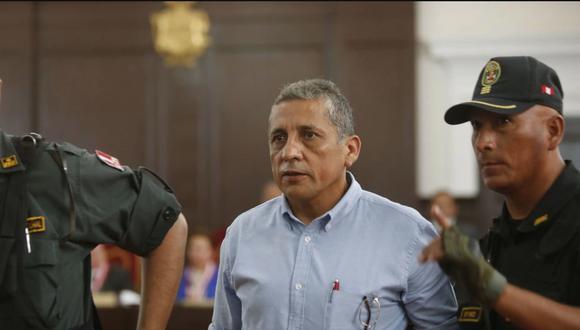 Antauro Humala, líder de APP, fue sentenciado en el 2009 por homicidio calificado, sustracción de armas de fuego, rebelión, secuestro y otros delitos en agravio del Estado. (Foto: Archivo El Comercio)