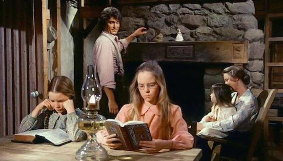 """""""Little House on the Prairie"""" se desarrolló durante nueve temporadas impresionantes, y el programa se emitió de 1974 a 1983 (Foto: NBC)"""