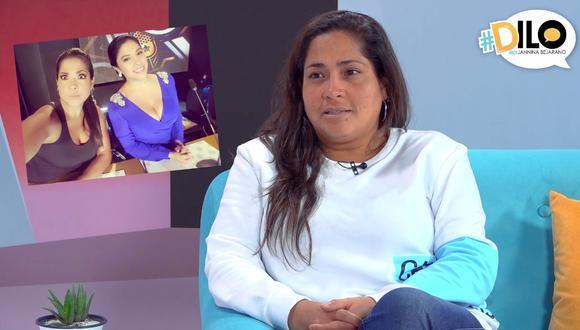 Katia Palma confiesa cómo la impactó el distanciamiento de Maricarmen Marín de 'Yo Soy'