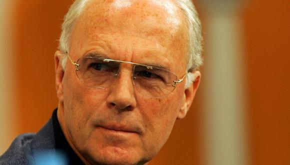 """Franz Beckenbauer: """"La posesión de balón no significa nada"""""""