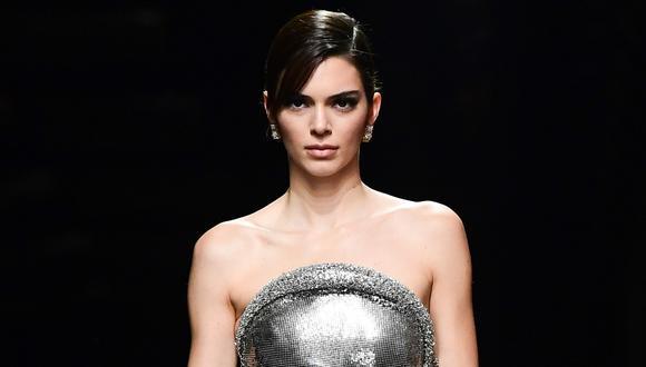 Kendall Jenner y su tajante respuesta sobre rumores de romance con Devin Booker. (Foto: AFP)