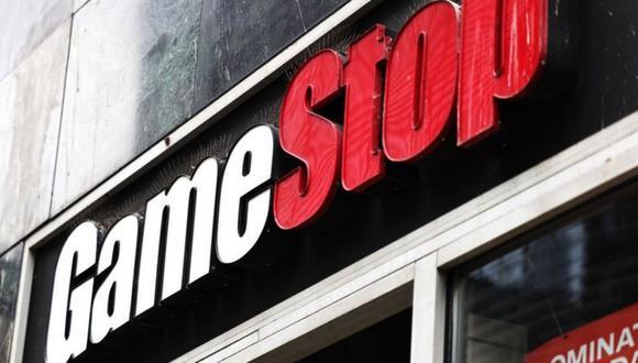 La señalización de la tienda GameStop en la ciudad de Nueva York. (Foto: GETTY IMAGES, vía BBC Mundo).
