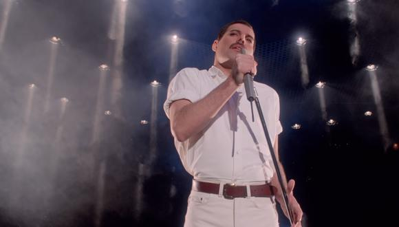 "Lanzan video inédito de Freddie Mercury interpretando la canción ""Time Waits for No One"". (Foto: Captura de video)"