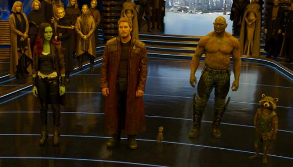"""""""Guardianes de la Galaxia 2"""": 5 razones para ver la película"""