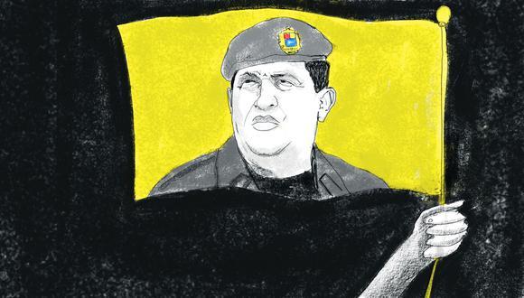 El Comercio conversó con cuatro ex funcionarios y otrora dirigentes del oficialismo venezolano, quienes tras pasar años apoyándolo y defendiéndolo en los últimos meses se han desmarcado de él. (Ilustración: Giovanni Tazza)