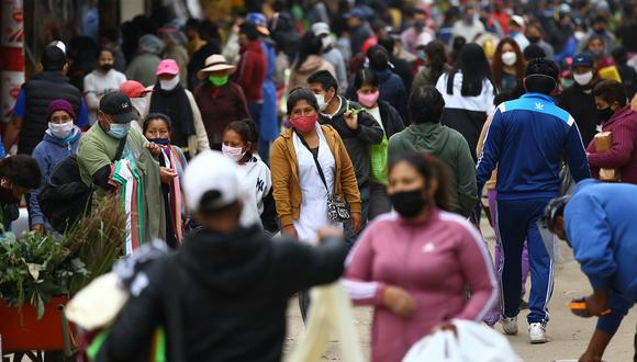 Essalud advierte que Pueblo Libre, Barranco y Villa El Salvador son los nuevos puntos de alto contagio de coronavirus. (Foto: Fernando Sangama/GEC)