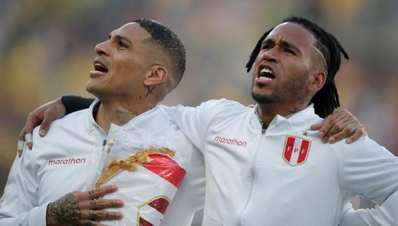 Perú vs. Brasil: el histórico momento del himno nacional en el Maracaná | VIDEO. (Foto: AFP)
