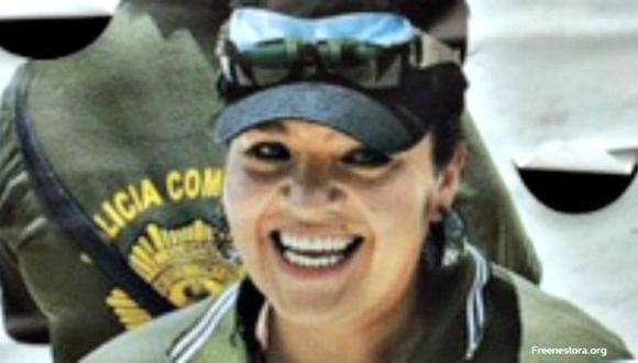 "La polémica ""comandanta"" mexicana acusada de 50 secuestros"