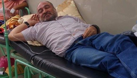 Chiclayo: Exalcalde Roberto Torres lleva 43 días en el hospital