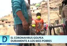 Coronavirus en Perú: la COVID-19 golpea duramente a la población de escasos recursos