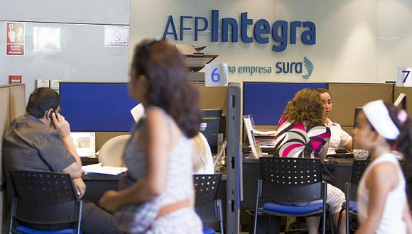 Nueve de cada 10 afiliados a una AFP cotiza en el fondo 2, según datos de la SBS. (Foto: El Comercio)