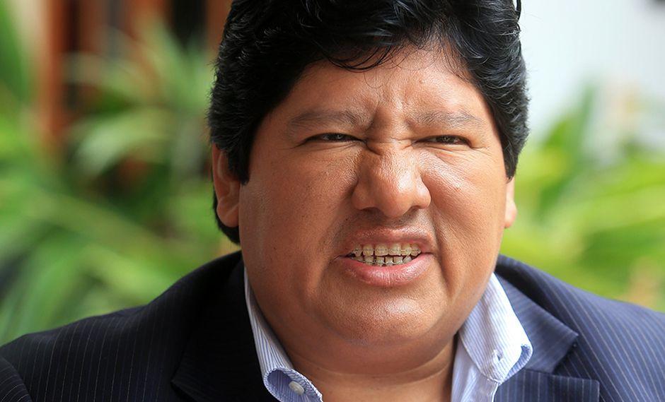 Edwin Oviedo y la acción de Alfredo Brito en la FIFA que busca sacarlo de la FPF. (Foto: El Comercio)
